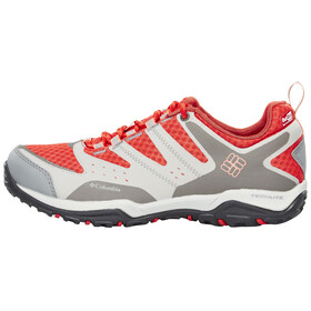 Columbia Peakfreak XCRSN XCEL Outdry - Chaussures Femme - gris/rouge